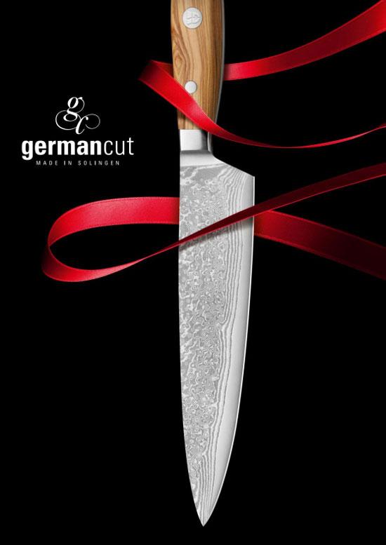 Werbung von Germancut
