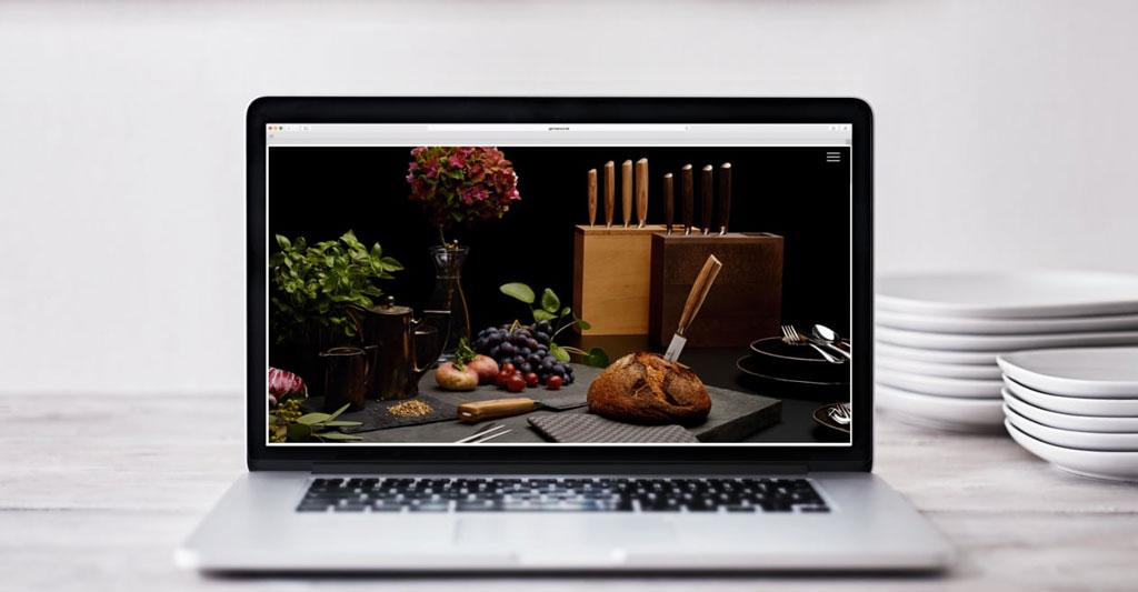 Scharfe Werbung: Werbeagentur macht Marketing für Kochmesser